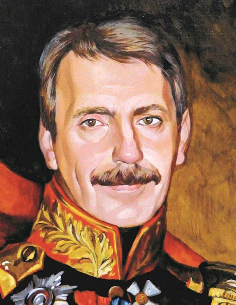 портрет маслом по фото Тула