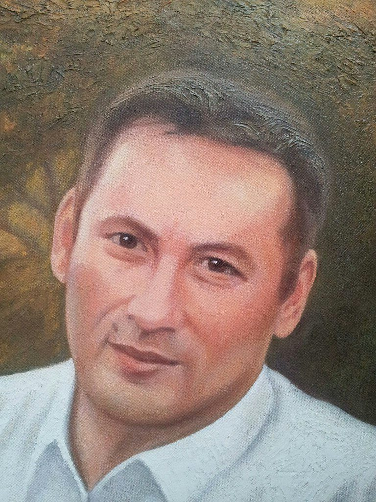где заказать семейный портрет маслом в Туле