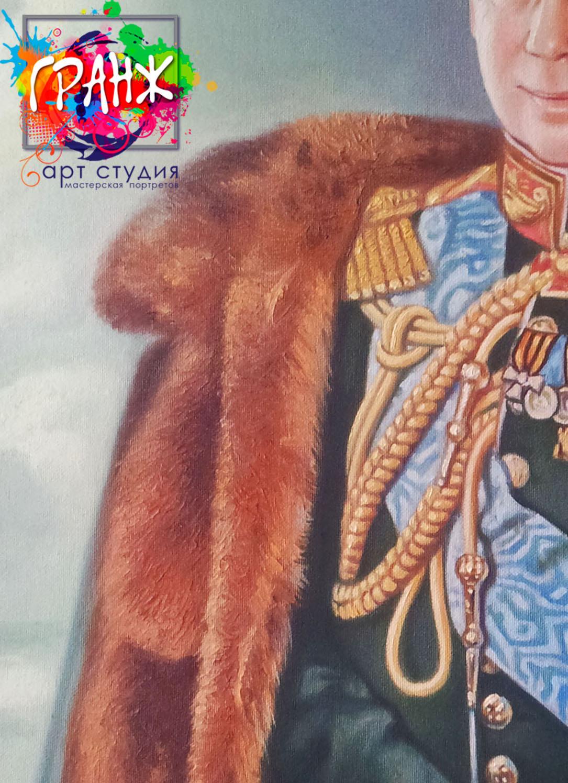 Заказать портрет маслом по фотографии в Туле