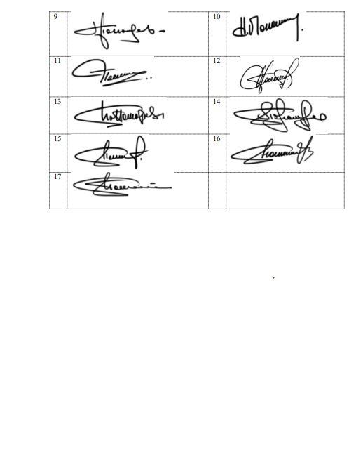 Разработка электронной подписи Тула