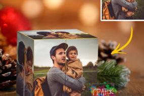 Фотокубик трансформер, купить в подарок Тула